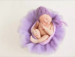 如何在家拍攝新生兒 基本用光實例講解