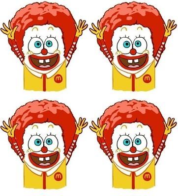 """麦当劳用""""卖萌的文案""""抓取用户的心,奥运竟然没发鸡汤"""