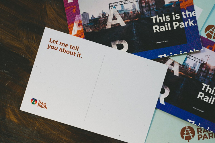 费城铁路公园新形象