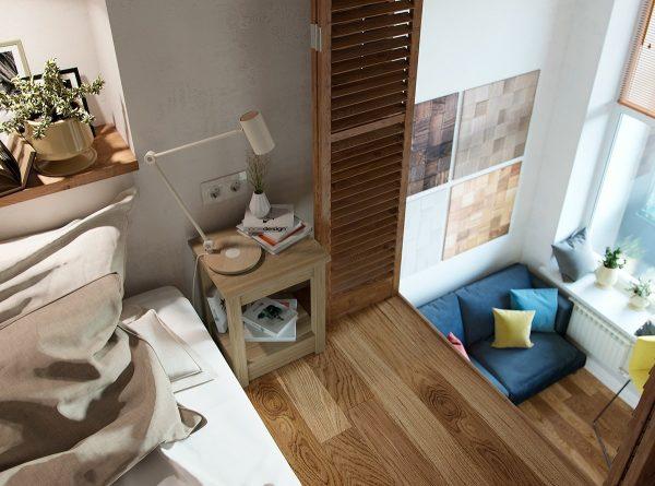 6个loft小户型装修案例欣赏