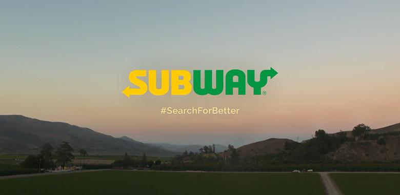赛百味(Subway)新LOGO设计