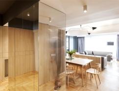 布加勒斯特清新现代风格的公寓,体育投注
