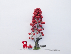 Jesuso Ortiz童話風格的創意攝影