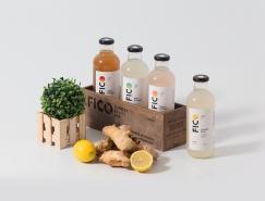 FICO薑汁飲料包裝設計