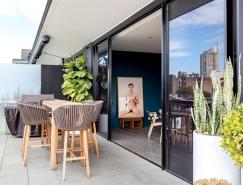 酷酷的開放式空間現代住宅設計