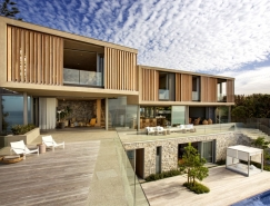 比奇角山顶海岸豪华别墅设计