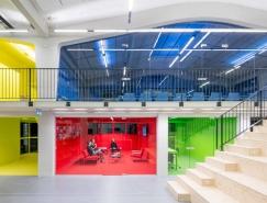 MVRDV建筑事务所鹿特丹总部办公空间设计