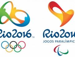 2016年里约奥运会会徽和字体