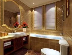 卫生间洗手台安装尺寸�绺叨群妥⒁馐孪�