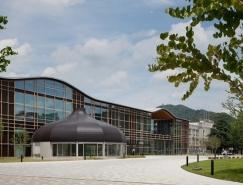 日本岐阜图书馆空间设计