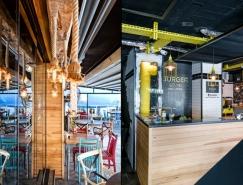 Burger Sound餐厅装修设计