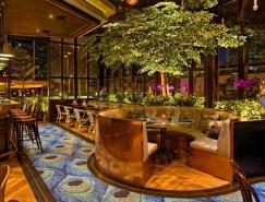 雅加達Bottega優雅的餐廳設計