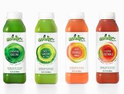 Evolution Fresh果汁包装设计