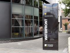 英国萨福克大学(UCS)启用新LOGO