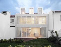 里斯本极简风格别墅设计
