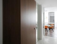 莫斯科时尚简约风现代公寓设计
