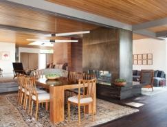 通透阳光的Santa Monica温馨别墅设计