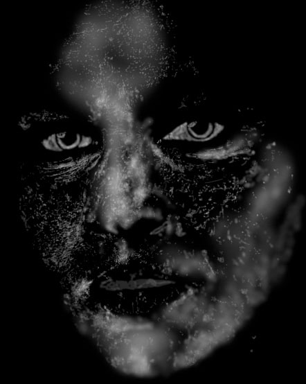 Photoshop修复人物脸部偏暗的肤色并保细节磨皮