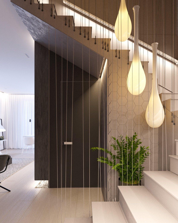 简约风格现代公寓装修效果图欣赏 - 设计之家