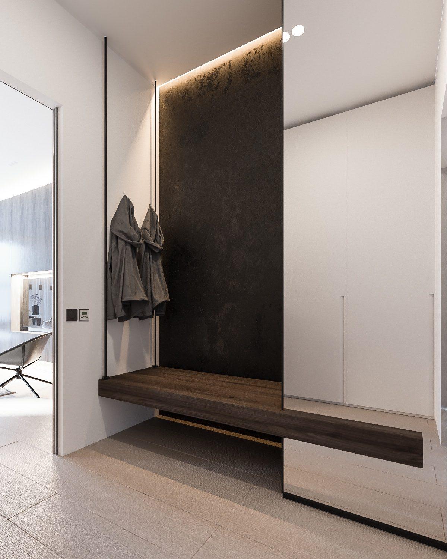 简约风格现代公寓装修效果图欣赏