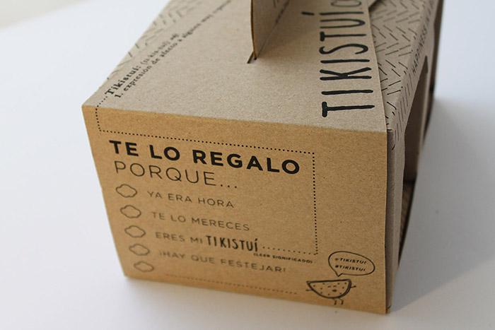 Tikistuí马克杯包装设计