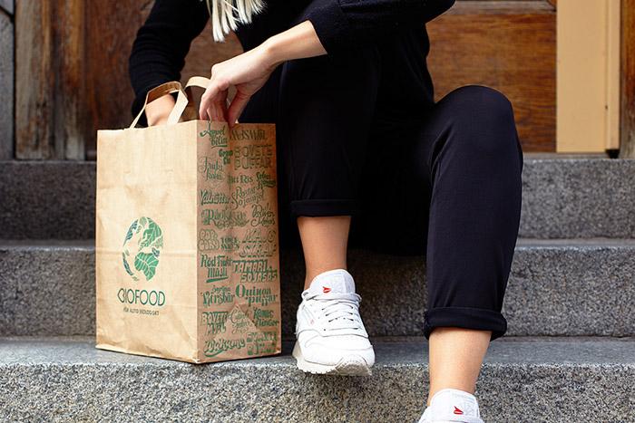 Biofood有机健康食品包装设计