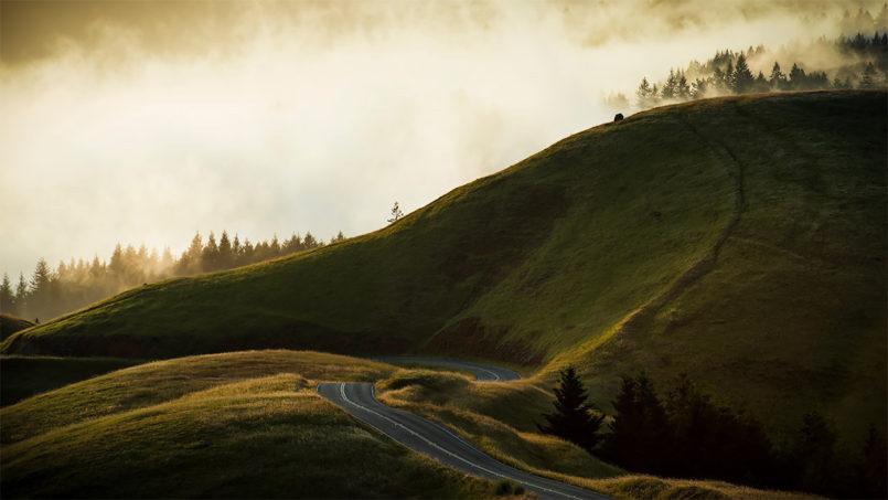 Lorenzo Montezemolo令人惊叹的自然风光摄影佳作