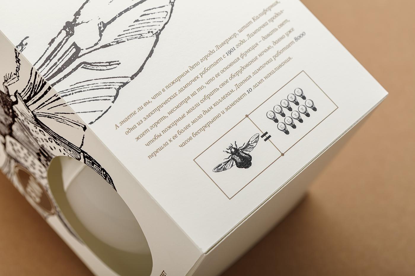 CS灯泡创意包装设计