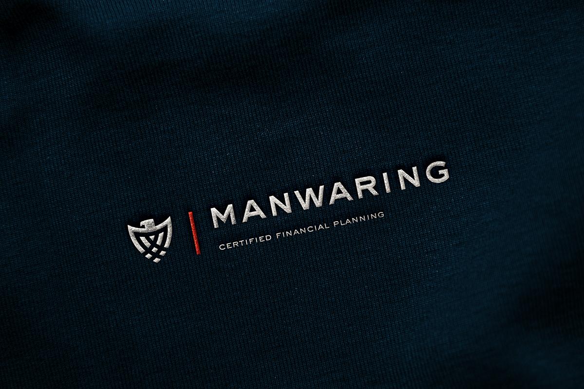 理财规划机构Manwaring品牌形象设计