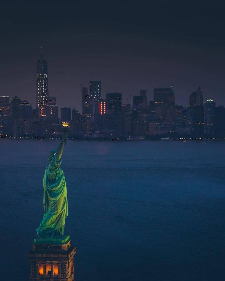 Dylan Schwartz精湛的航拍摄影作品