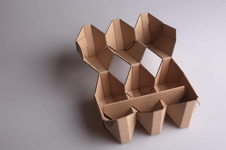 2个创意鸡蛋包装盒设计