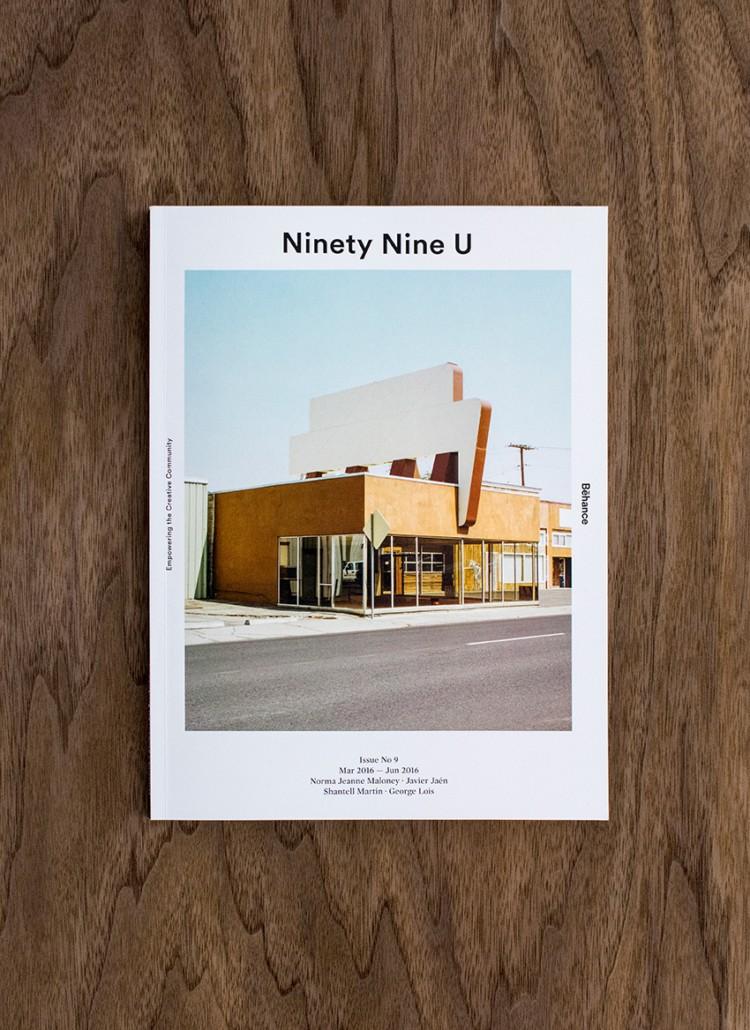 Ninety Nine U杂志版面设计