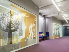 伦敦Mendeley技术公司办公室设计