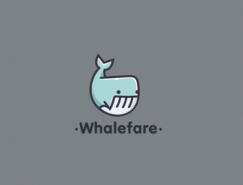 標誌設計元素運用實例:鯨魚(五)