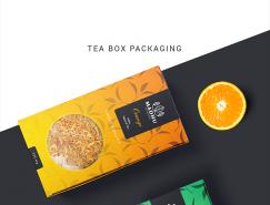 MADHU茶葉包裝設計
