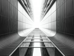 Kevin Krautgartner黑白建筑摄影作