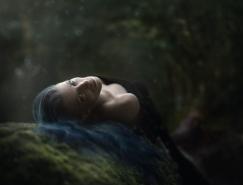 Magdalena Russocka古典风格人像摄影作品