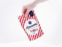 Fazer Marianne糖果包装设计