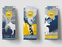 Gray Wolf咖啡概念兴旺国际娱乐
