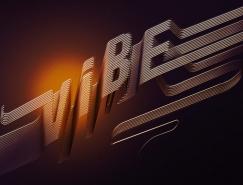Elroy Klee 3D字体艺术