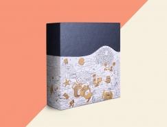 越南MVV月饼包装设计