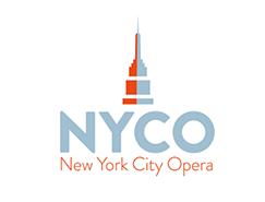 纽约城市歌剧院(New York City Opera)启用新LOGO