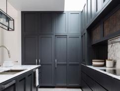 厨房设计新理念:橱柜集成冰
