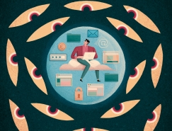 Jacob Stead创意插图皇冠新2网欣赏