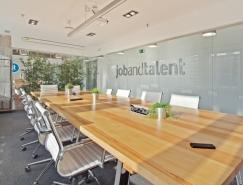 Jobandtalent马德里办公室设计