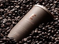 Pagani Coffe咖啡品牌視覺形