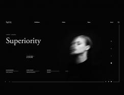 AgXXI画廊网站UI/UX设计