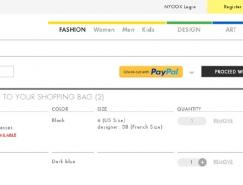 40个购物车网页设计