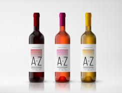 A to Z葡萄酒包装设计