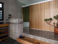 台湾日式风格住宅装修设计